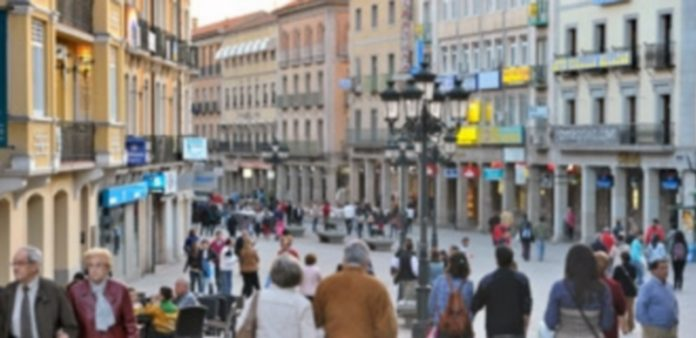 Avenida de Fernández Ladreda es una de las vías cuyo nombre cambiará próximamente. / Kamarero