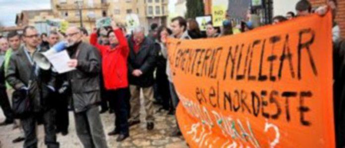 Los defensores y los retractores de la energía nuclear se han dado cita en las manifestaciones en la provincia en las últimas semanas. / Kamarero