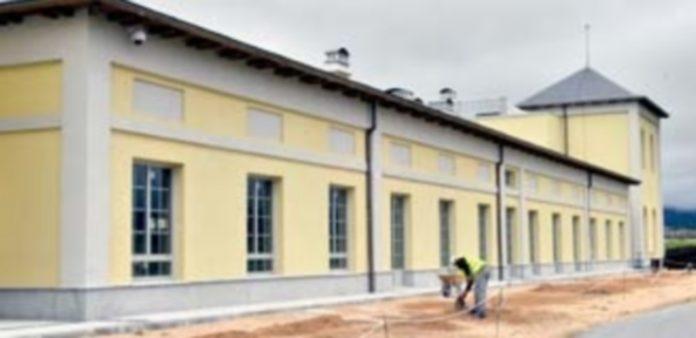 Las obras del Palacio de Congresos