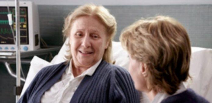 Escena de la película francesa 'Mia Madre'