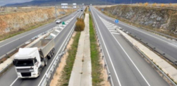 Vista parcial de la carretera SG-20. La licitación de las obras de su desdoblamiento está prevista para este año. / Kamarero
