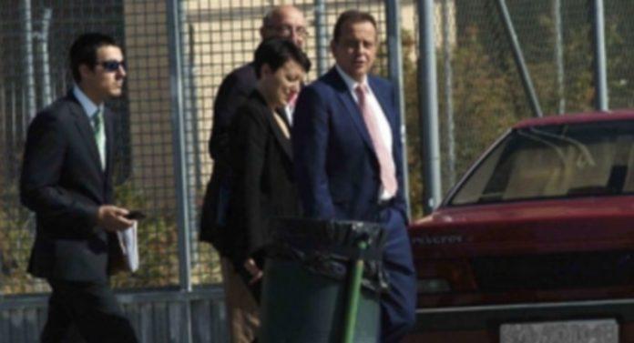 El fiscal anticorrupción Pedro Horrach se desplazó ayer a Segovia. / Efe
