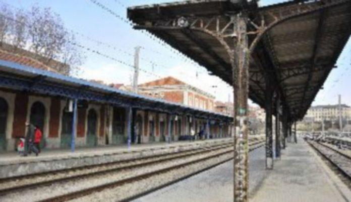 Imagen de la antigua estación de Renfe