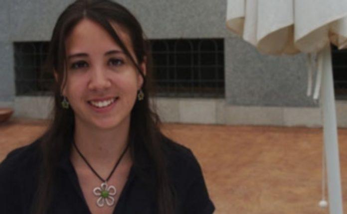 La trabajadora social María Pérez