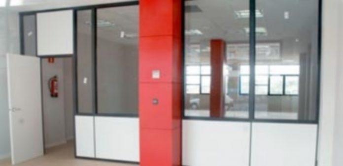 Interior de una estancia de la nueva Oficina de Empleo de Segovia