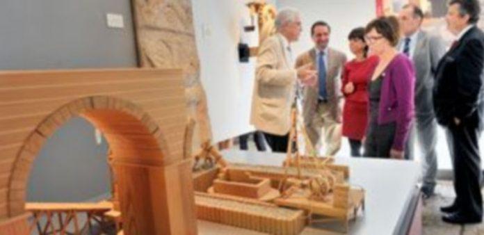 La exposición supone un recorrido por las grandes obras de la ingeniería en Hispania. / Kamarero