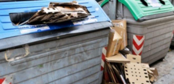 Más de la mitad de la basura generada son envoltorios y embalajes. / Kamarero