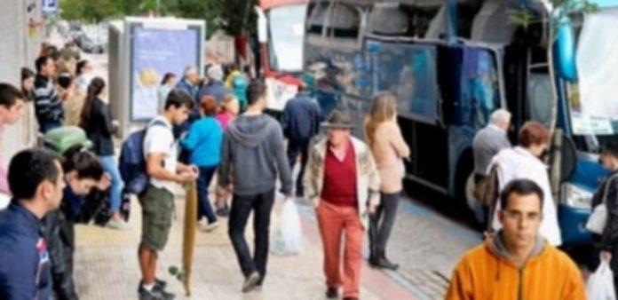 Las obras obligarán a trasladar la recogida de viajeros a la calle Ezequiel González