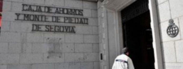 Caja Segovia analizará el martes en consejo la propusta de Banca Cívica. / Kamarero