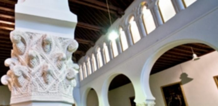 La antigua Sinagoga Mayor también se ve en el reportaje. / Kamarero