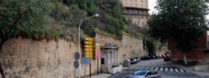El paseo de los Tilos sería el lugar elegido para el aparcamiento./Kamarero