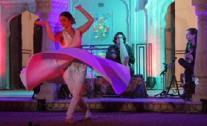 El espectáculo 'Rasa y duende'