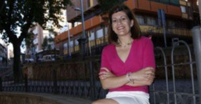 La concejala Azucena Suárez