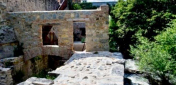 Restos del antiguo Molino Cabila