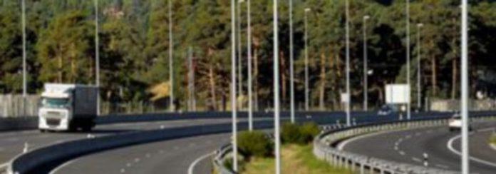 Imagen de archivo de la autopista AP-6