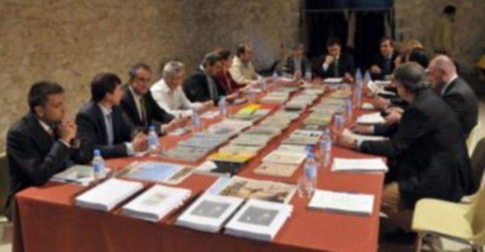 El presidente de la Diputación de Segovia