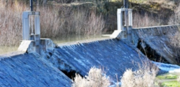 En la actualidad ya existe una presa en el río Cega