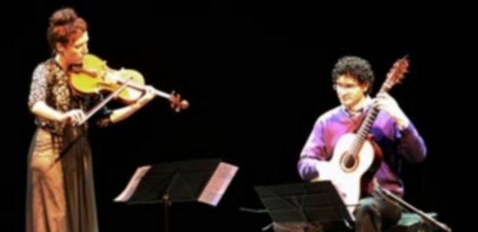 Noelia Gómez y Alfonso Aguirre