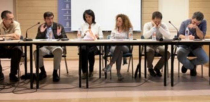 El CISS de La Albuera acogió la mesa redonda con profesionales del mundo educativo. / El Adelantado