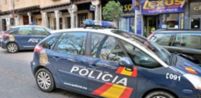 Los coches de Policía