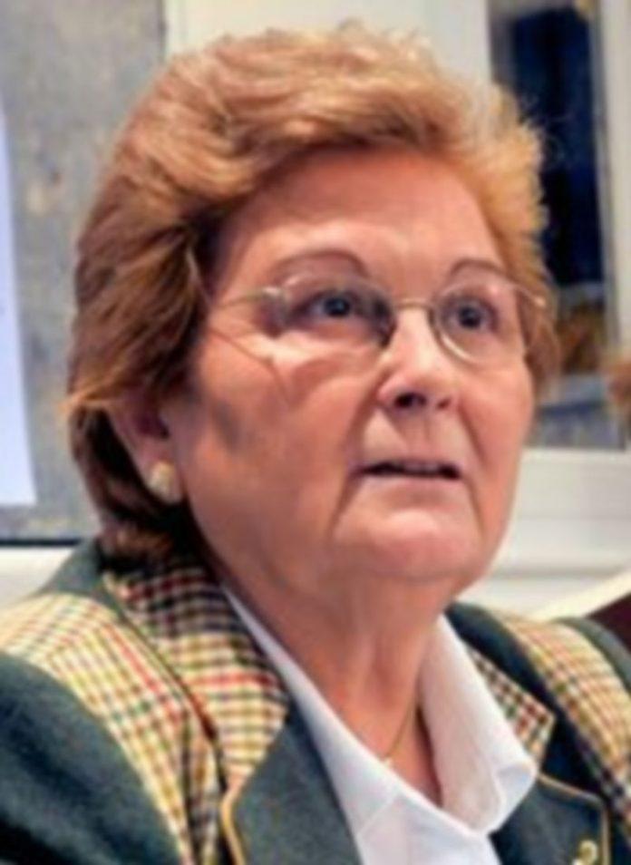 Juana Borrego Izquierdo.