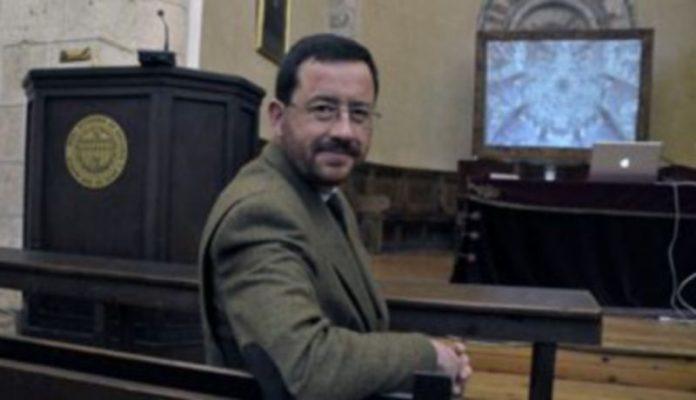 El historiador Diego Conte Bragado