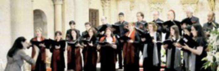 Actuación del Coro de Cámara de Madrid en San Millán. / Alberto Benavente