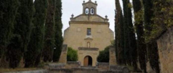 Fachada principal del convento de Carmelitas Descalzos de Segovia. / Kamarero