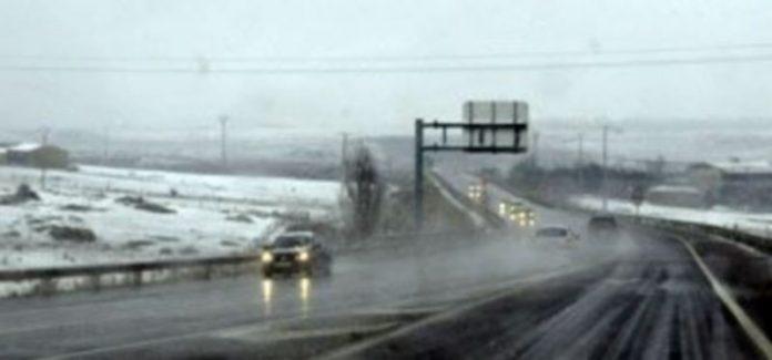 El tráfico por las carreteras de la provincia fue normal