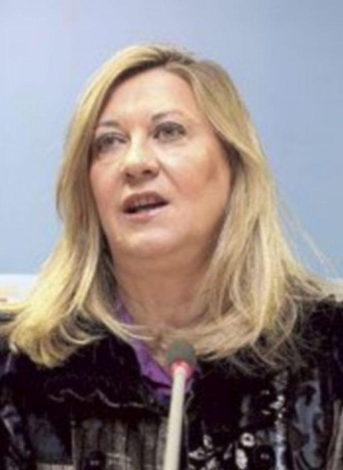Pilar del Olmo presenta el balance de la gestión tributaria de la Comunidad. / Ical