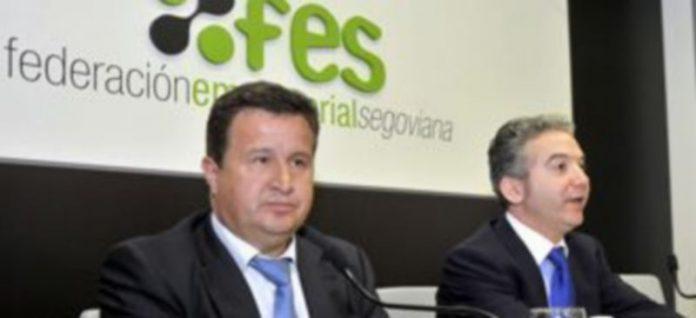 Miguel Ángel Fuentetaja (izquierda) y Pedro Palomo