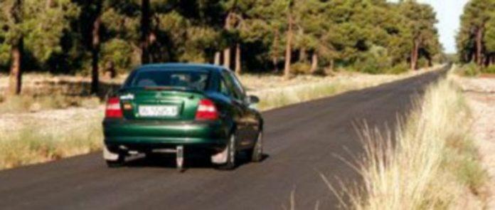 Se adjudicará otro tramo de la carretera de Zarzuela. / G.G.