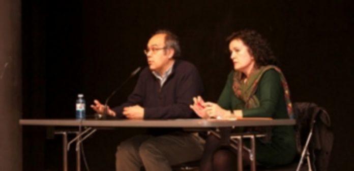 El doctor Martín Vargas acompañado de Marisi Miñambres