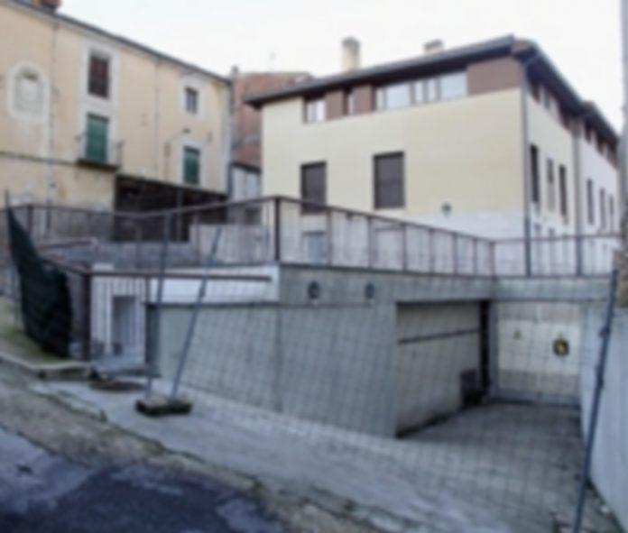 El municipio dispone aún de 38 plazas de garaje a la venta./ Gabriel Gómez