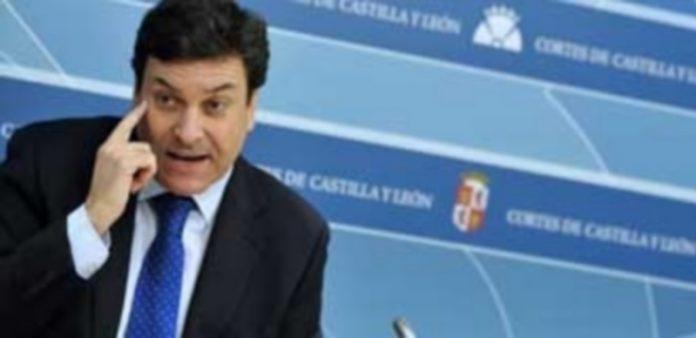 El portavoz del Grupo Parlamentario Popular en las Cortes de Castilla y León