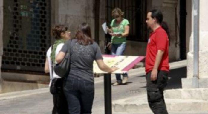 La cifra de visitantes remontó en el mes de julio con respecto a los anteriores. / Gabriel Gómez