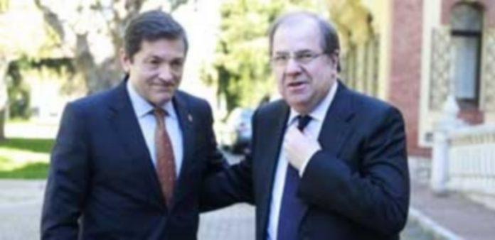 El presidente del Principado de Asturias