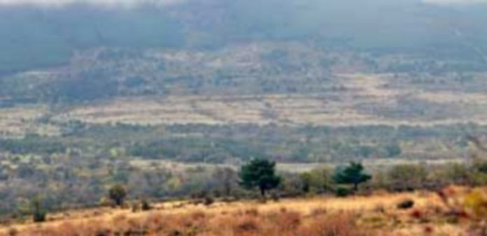 Imagen de archivo de la vertiente segoviana de Guadarrama. / Kamarero