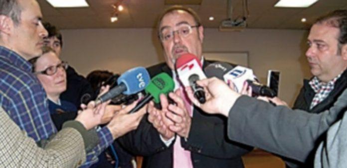El consejero de Educación de la Junta de Castilla y León
