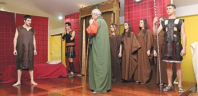 El grupo 'Los Mirmidones'