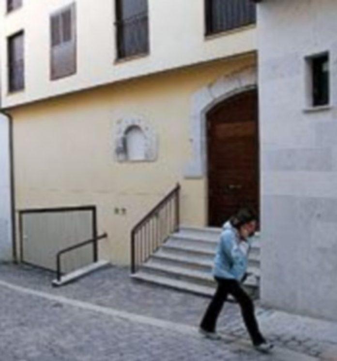 La sala se adecuará con los fondos del Plan E. /Gabriel Gómez