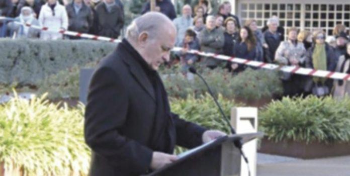 El ministro de interior Jorge Fernández Díaz