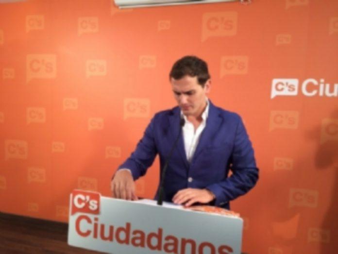 Ciudadanos eligió los cinco primeros puestos de cada circunscrición provincial de la lista del partido al Congreso. / E. P.