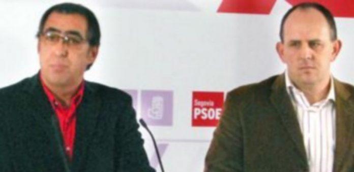 Alfredo Monjas (izquierda) y José Luis Aceves