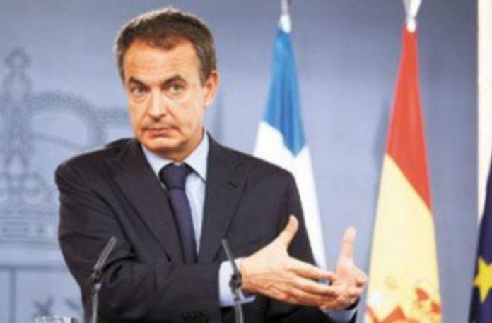 El jefe del Ejecutivo se congratula de que José Montilla se sienta «cómodo» con el nuevo modelo de financiación autonómica. / EFE