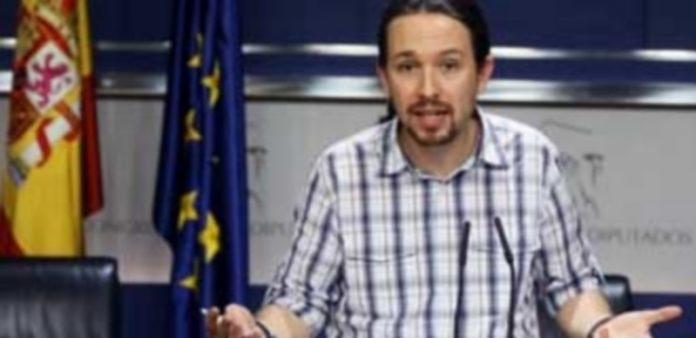 El secretario general de Podemos