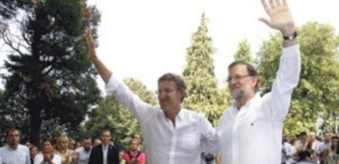 El presidente de la Xunta de Galicia