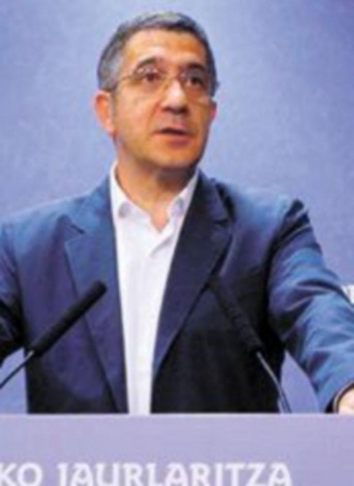 El 'lehendakari' reclama cuatro años más de Gobierno. / Europa Press