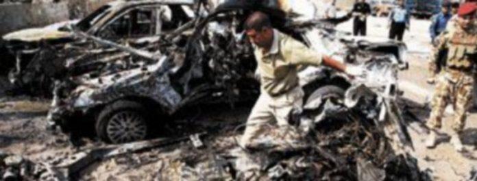 Durante el día de ayer se registraron hasta cuatro deflagraciones de vehículos cargados de explosivos cerca de acuartelamientos de las fuerzas locales. / Reuters
