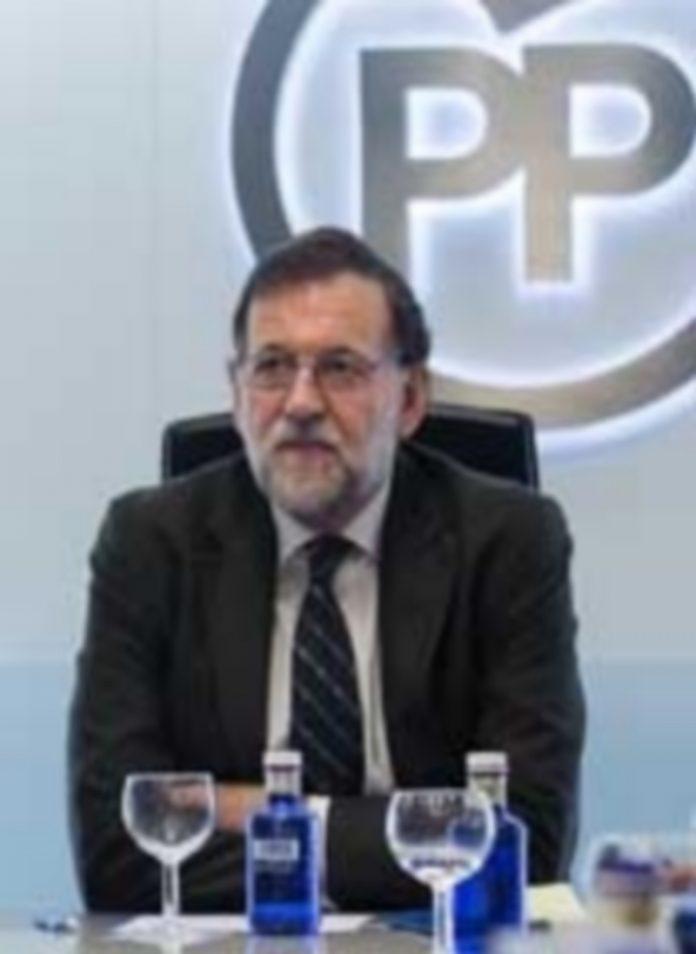 El presidente del Gobierno en funciones y líder del PP